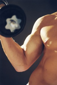 Lifting_Weights_Slow_Aging